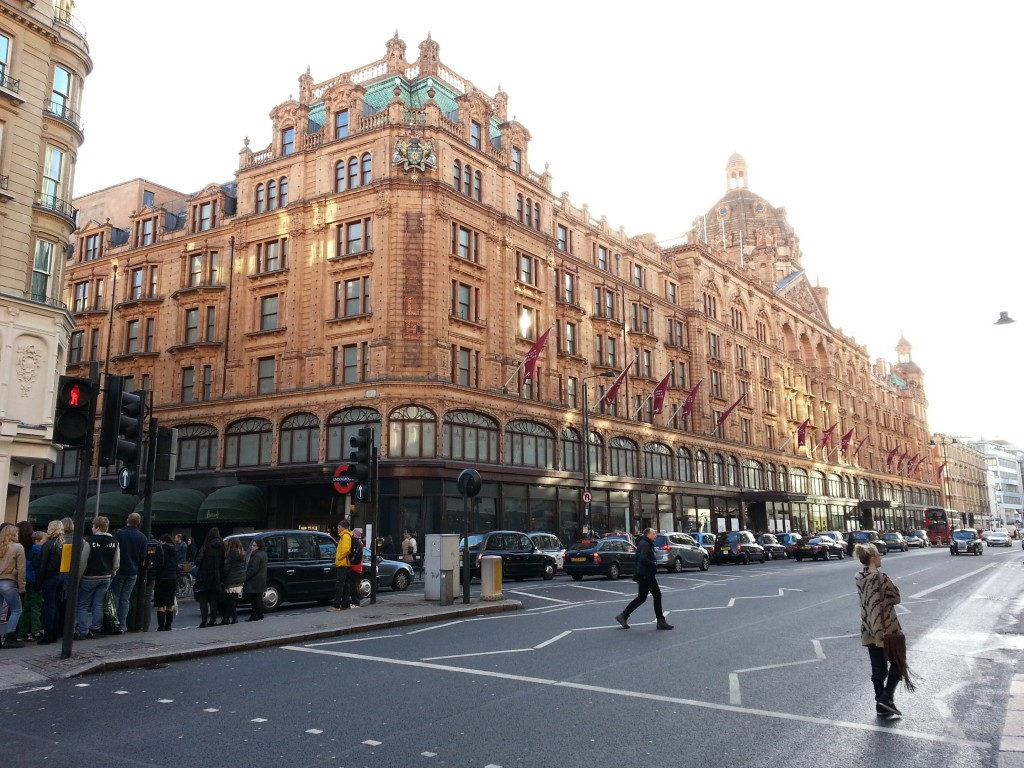 Harrods - quite massive